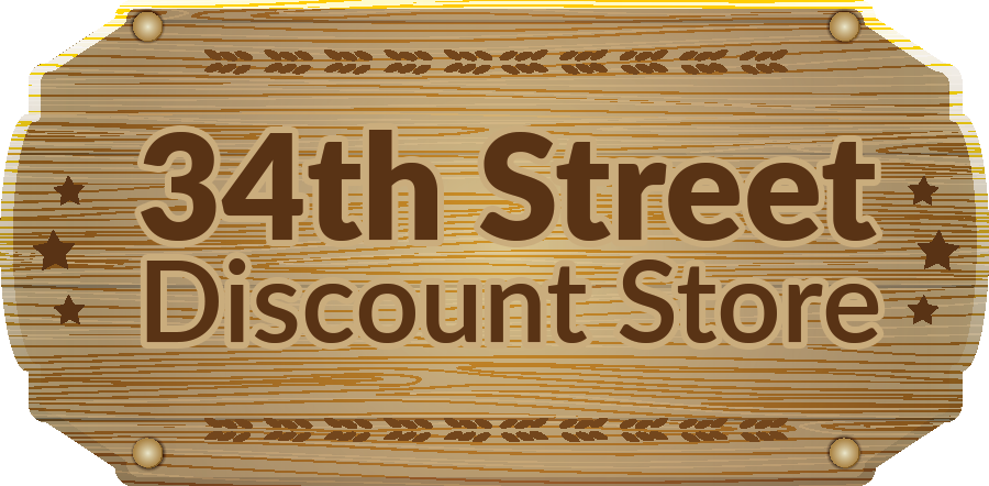 34th Street Discount Store